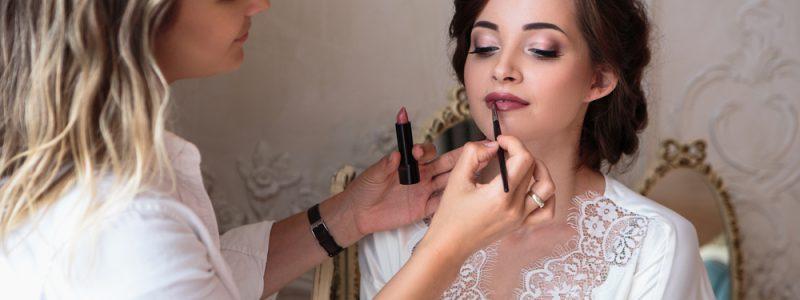 bruidsmakeup